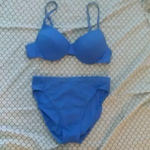 2FOR$20🎀 Periwinkle Blue Bikini